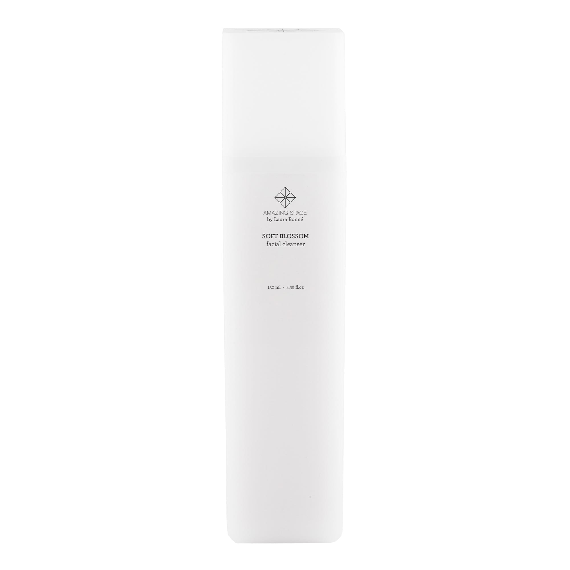 Soft Blossom - Facial Cleanser - Amazing Space