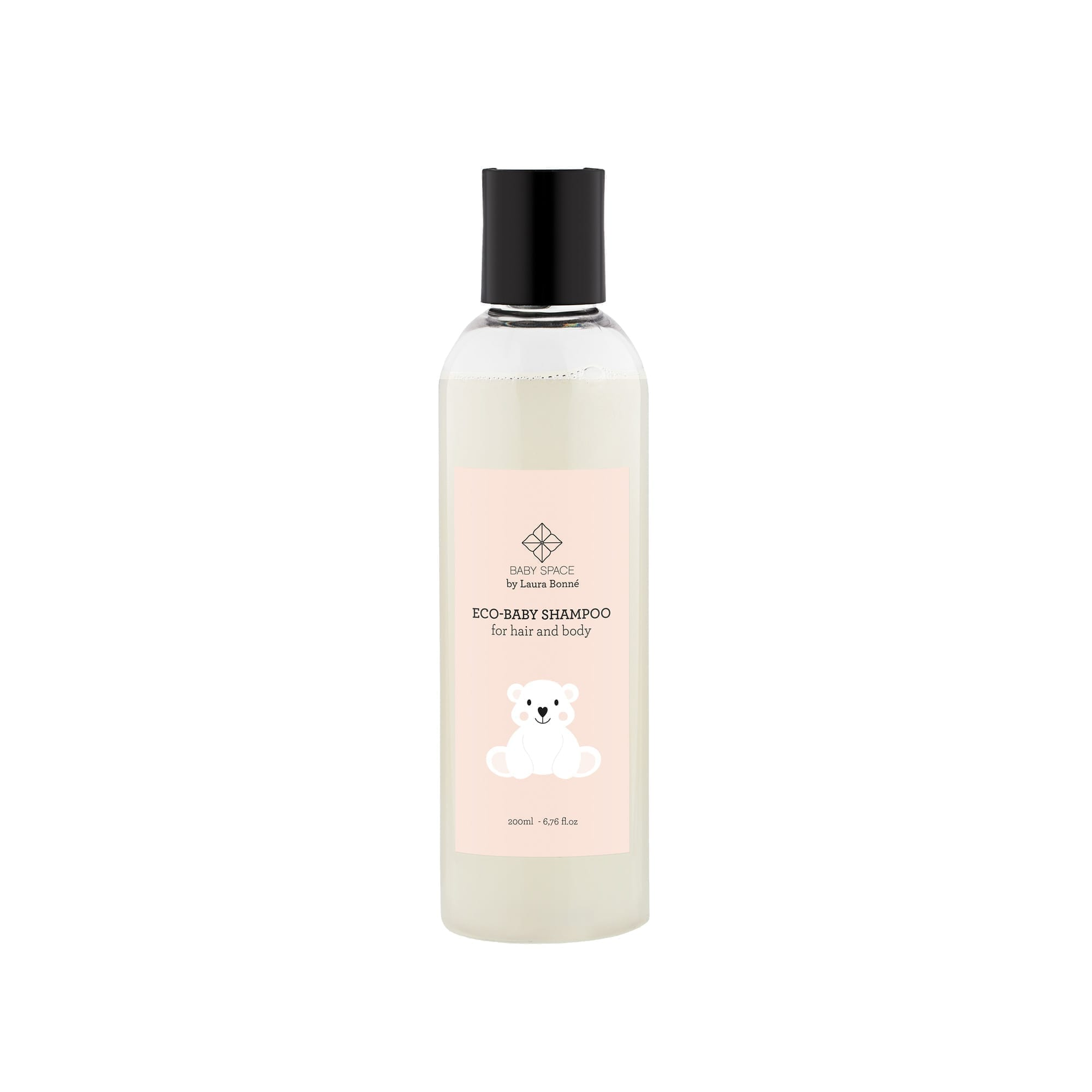 Amazing Space - ECO-BABY Shampoo for Hair & Body