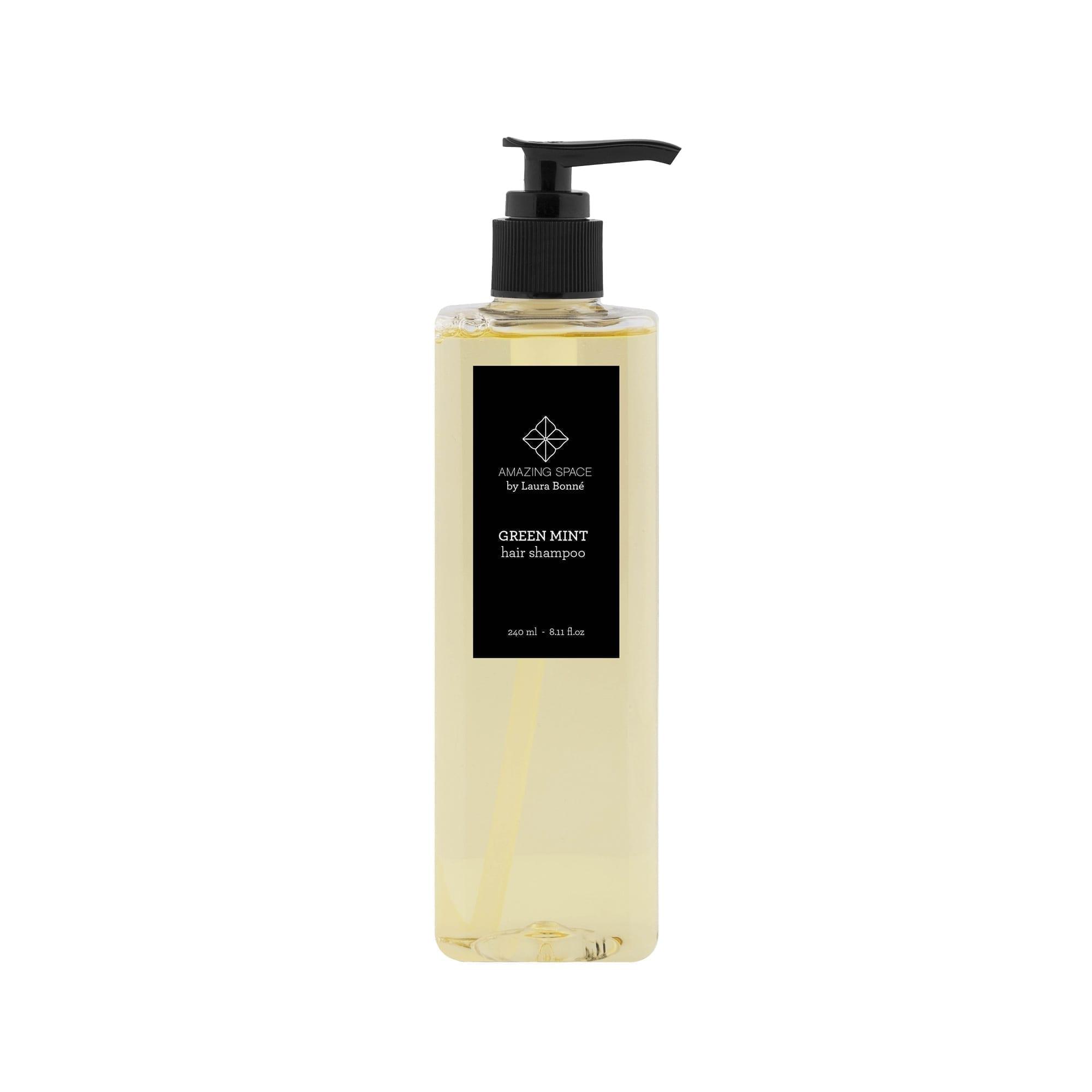 Green Mint - Hair Shampoo - Amazing Space