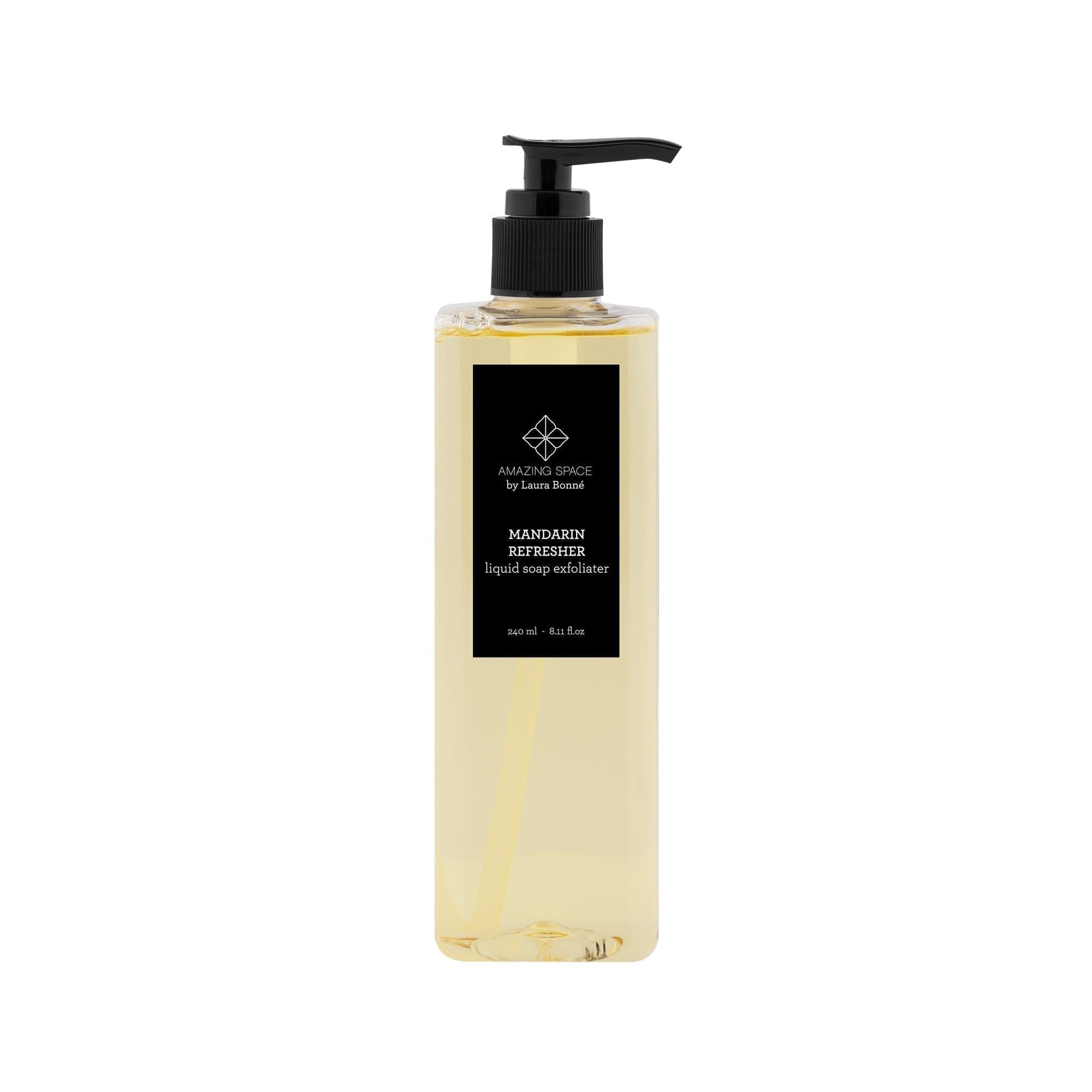 Mandarin Soap - Hand & Body Wash - Amazing Space