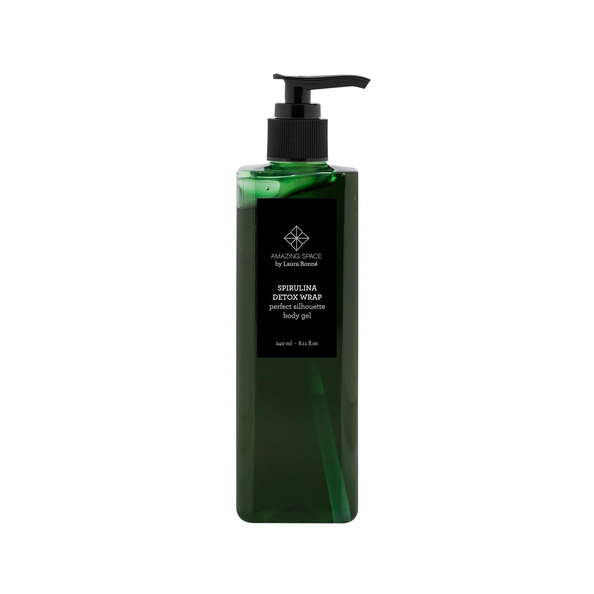 Spirulina Detox Wrap - Perfect Silhouette Body Gel (240ml) - Amazing Space