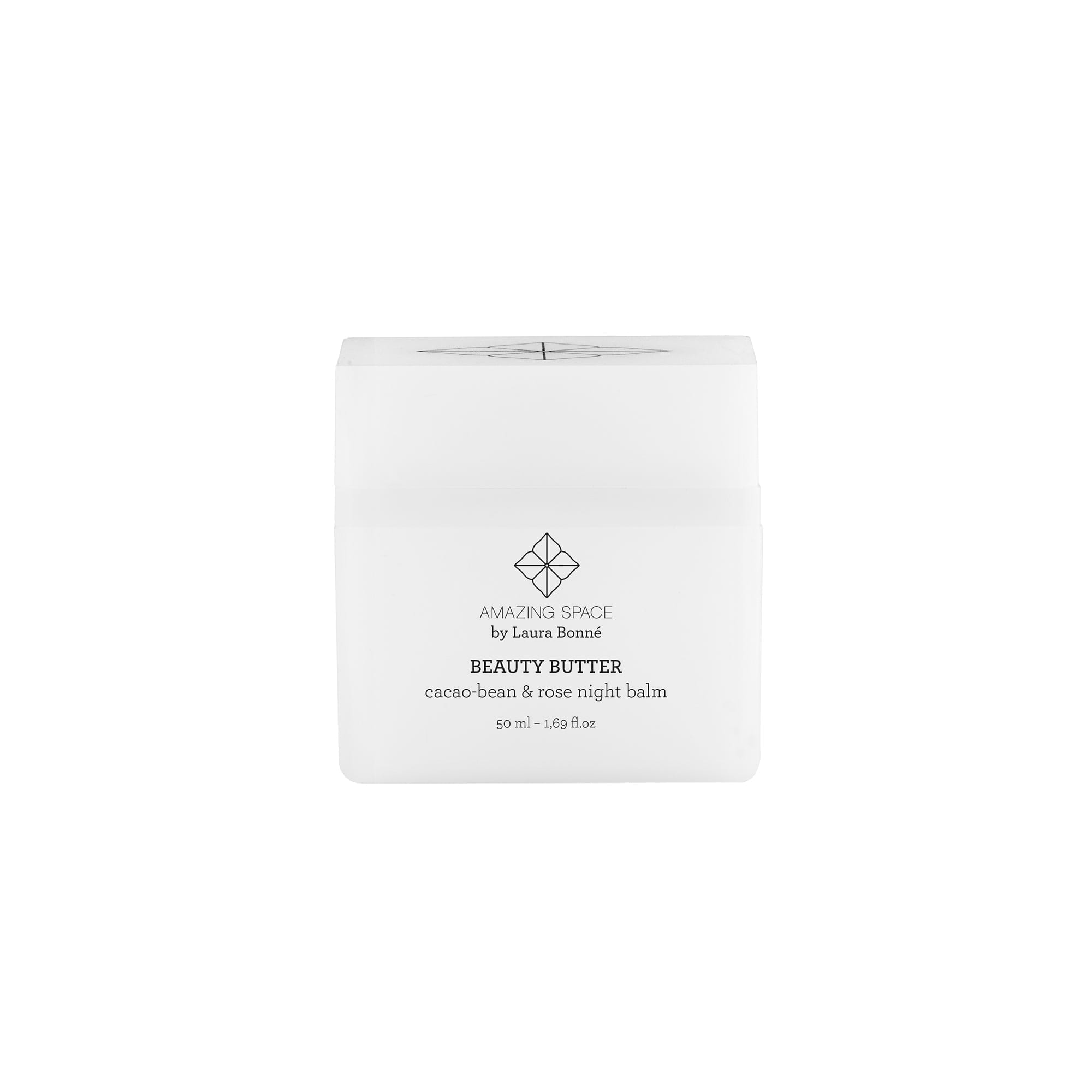 Beauty Butter - Rich Night Balm - Amazing Space