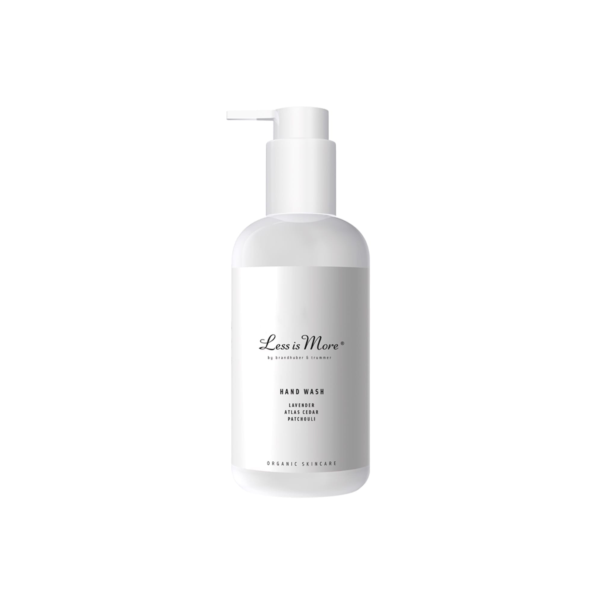 Less Is More - Hand Wash